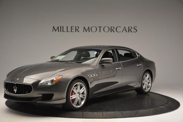 New 2016 Maserati Quattroporte S Q4 for sale Sold at Bugatti of Greenwich in Greenwich CT 06830 3