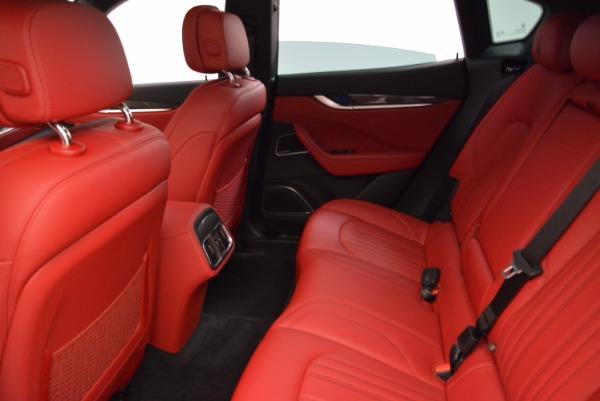New 2017 Maserati Levante S Q4 for sale Sold at Bugatti of Greenwich in Greenwich CT 06830 18