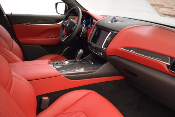 New 2017 Maserati Levante S Q4 for sale Sold at Bugatti of Greenwich in Greenwich CT 06830 21
