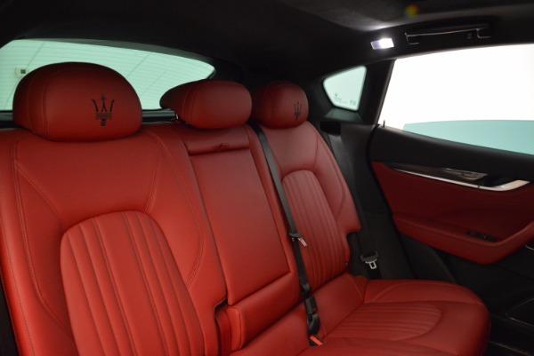 New 2017 Maserati Levante S Q4 for sale Sold at Bugatti of Greenwich in Greenwich CT 06830 26