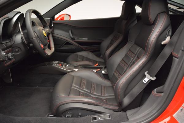 Used 2012 Ferrari 458 Italia for sale Sold at Bugatti of Greenwich in Greenwich CT 06830 14