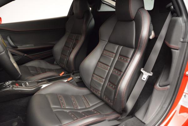 Used 2012 Ferrari 458 Italia for sale Sold at Bugatti of Greenwich in Greenwich CT 06830 15