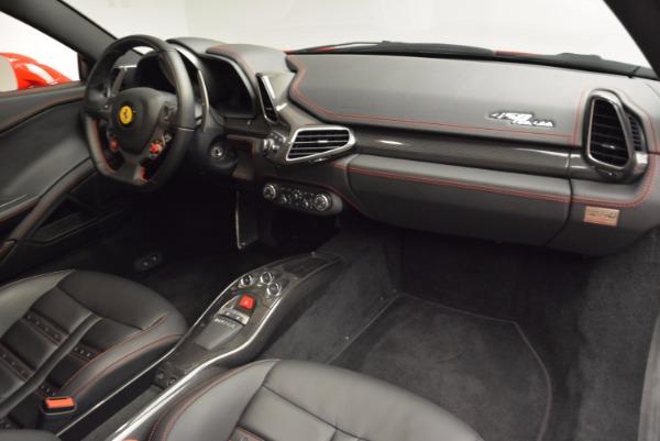 Used 2012 Ferrari 458 Italia for sale Sold at Bugatti of Greenwich in Greenwich CT 06830 17