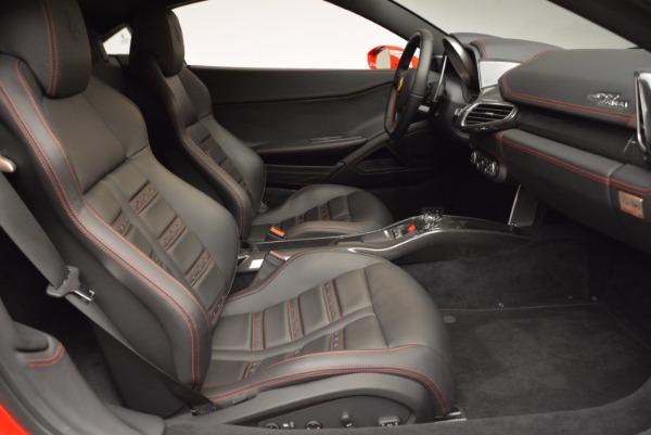 Used 2012 Ferrari 458 Italia for sale Sold at Bugatti of Greenwich in Greenwich CT 06830 18