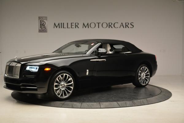 New 2018 Rolls-Royce Dawn for sale Sold at Bugatti of Greenwich in Greenwich CT 06830 14