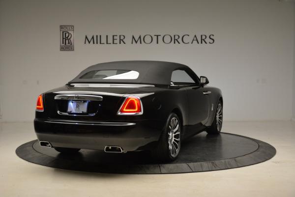 New 2018 Rolls-Royce Dawn for sale Sold at Bugatti of Greenwich in Greenwich CT 06830 19