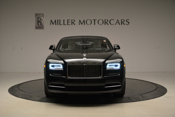 New 2018 Rolls-Royce Dawn for sale Sold at Bugatti of Greenwich in Greenwich CT 06830 24