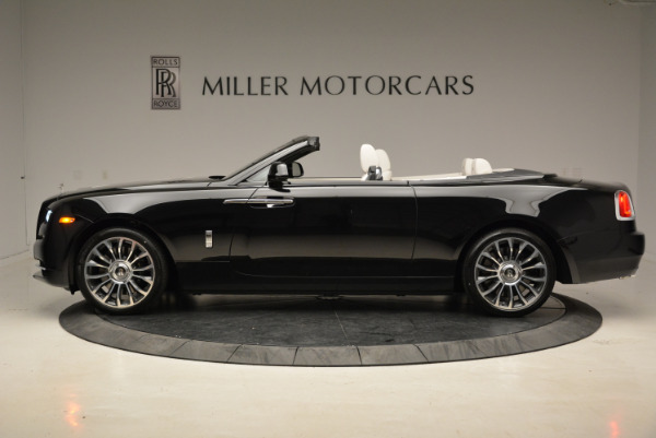 New 2018 Rolls-Royce Dawn for sale Sold at Bugatti of Greenwich in Greenwich CT 06830 3