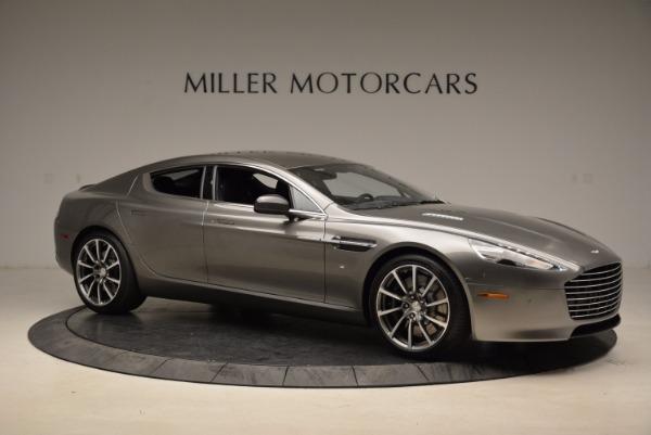 Used 2017 Aston Martin Rapide S Sedan for sale Sold at Bugatti of Greenwich in Greenwich CT 06830 10