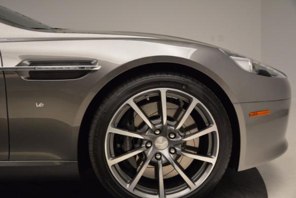 Used 2017 Aston Martin Rapide S Sedan for sale Sold at Bugatti of Greenwich in Greenwich CT 06830 22