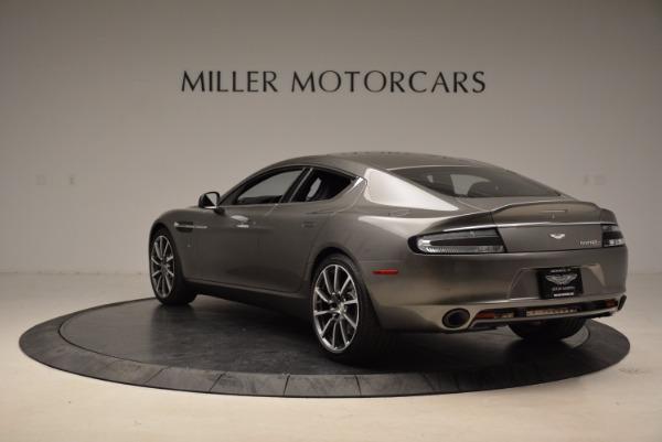 Used 2017 Aston Martin Rapide S Sedan for sale Sold at Bugatti of Greenwich in Greenwich CT 06830 5