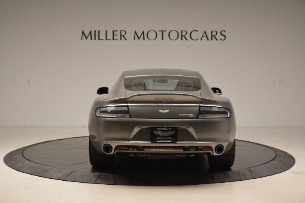 Used 2017 Aston Martin Rapide S Sedan for sale Sold at Bugatti of Greenwich in Greenwich CT 06830 6