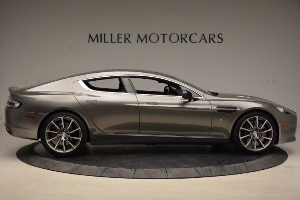 Used 2017 Aston Martin Rapide S Sedan for sale Sold at Bugatti of Greenwich in Greenwich CT 06830 9