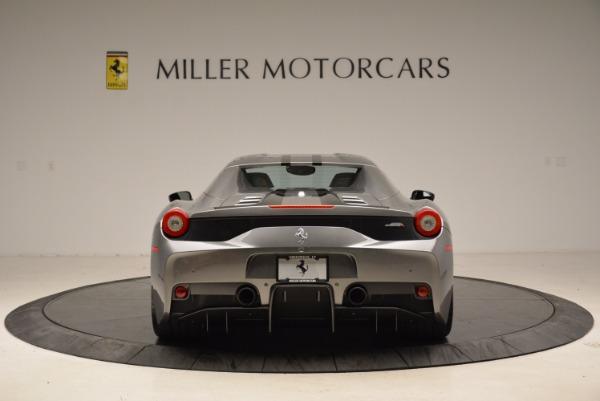 Used 2015 Ferrari 458 Speciale Aperta for sale Sold at Bugatti of Greenwich in Greenwich CT 06830 18