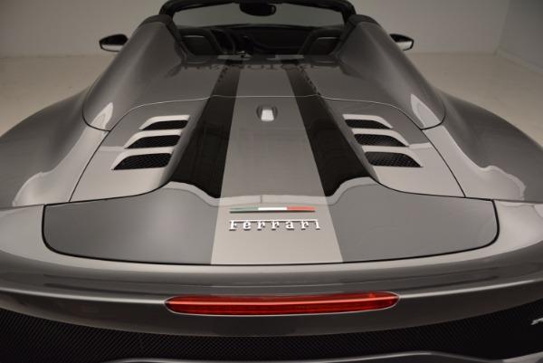 Used 2015 Ferrari 458 Speciale Aperta for sale Sold at Bugatti of Greenwich in Greenwich CT 06830 26