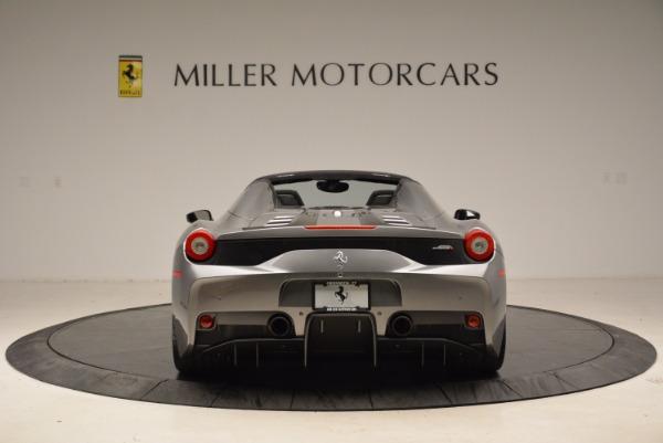 Used 2015 Ferrari 458 Speciale Aperta for sale Sold at Bugatti of Greenwich in Greenwich CT 06830 6