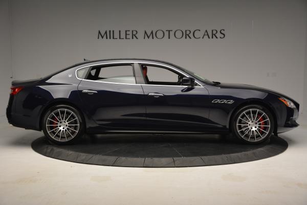 New 2016 Maserati Quattroporte S Q4  *******      DEALER'S  DEMO for sale Sold at Bugatti of Greenwich in Greenwich CT 06830 10