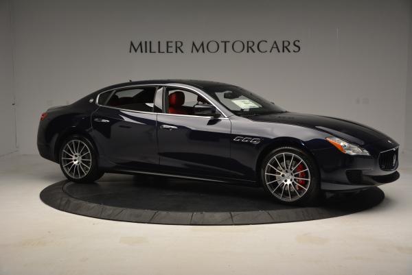New 2016 Maserati Quattroporte S Q4  *******      DEALER'S  DEMO for sale Sold at Bugatti of Greenwich in Greenwich CT 06830 11