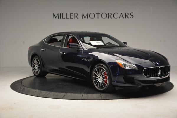 New 2016 Maserati Quattroporte S Q4  *******      DEALER'S  DEMO for sale Sold at Bugatti of Greenwich in Greenwich CT 06830 12