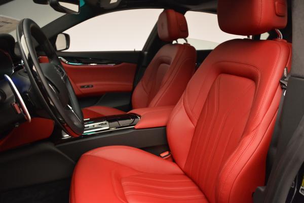 New 2016 Maserati Quattroporte S Q4  *******      DEALER'S  DEMO for sale Sold at Bugatti of Greenwich in Greenwich CT 06830 16