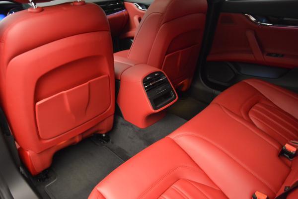 New 2016 Maserati Quattroporte S Q4  *******      DEALER'S  DEMO for sale Sold at Bugatti of Greenwich in Greenwich CT 06830 19