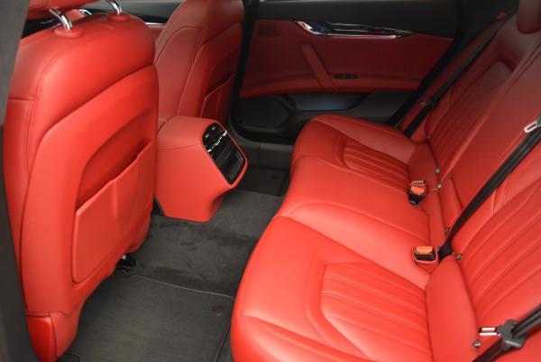New 2016 Maserati Quattroporte S Q4  *******      DEALER'S  DEMO for sale Sold at Bugatti of Greenwich in Greenwich CT 06830 20