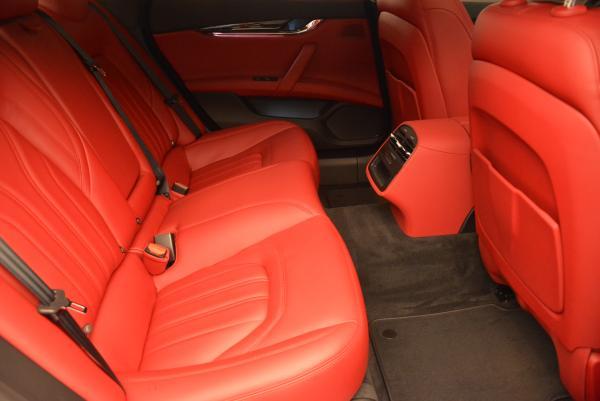 New 2016 Maserati Quattroporte S Q4  *******      DEALER'S  DEMO for sale Sold at Bugatti of Greenwich in Greenwich CT 06830 26