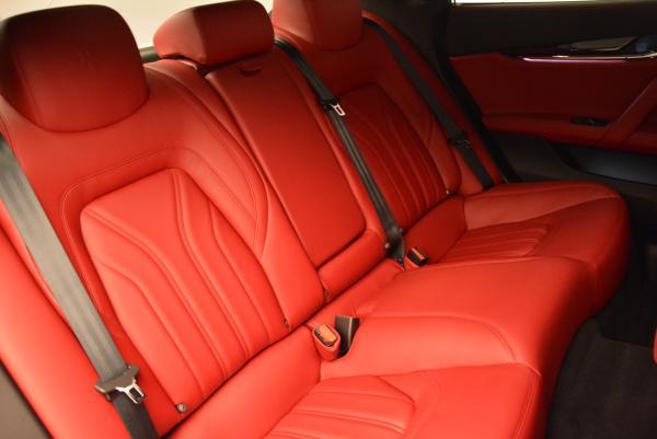 New 2016 Maserati Quattroporte S Q4  *******      DEALER'S  DEMO for sale Sold at Bugatti of Greenwich in Greenwich CT 06830 27