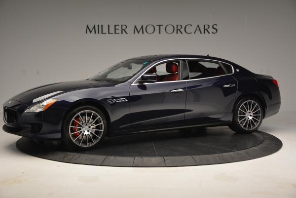 New 2016 Maserati Quattroporte S Q4  *******      DEALER'S  DEMO for sale Sold at Bugatti of Greenwich in Greenwich CT 06830 3