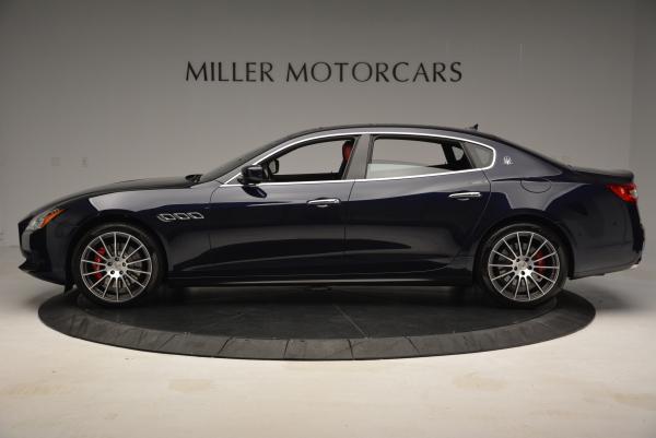 New 2016 Maserati Quattroporte S Q4  *******      DEALER'S  DEMO for sale Sold at Bugatti of Greenwich in Greenwich CT 06830 4