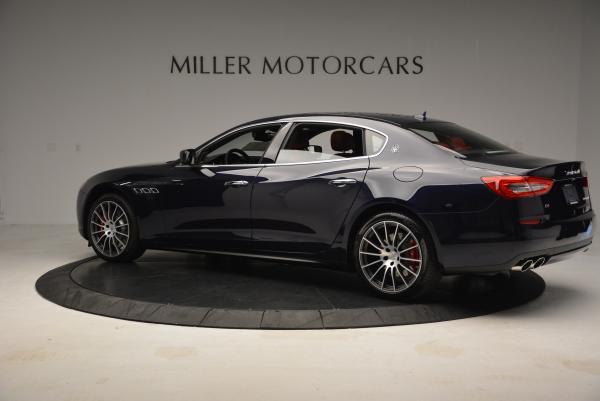 New 2016 Maserati Quattroporte S Q4  *******      DEALER'S  DEMO for sale Sold at Bugatti of Greenwich in Greenwich CT 06830 5