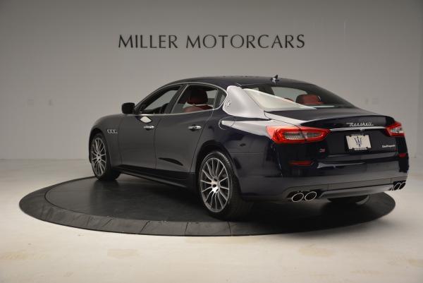 New 2016 Maserati Quattroporte S Q4  *******      DEALER'S  DEMO for sale Sold at Bugatti of Greenwich in Greenwich CT 06830 6