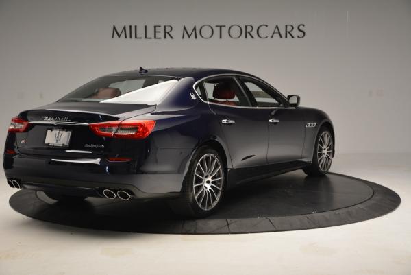 New 2016 Maserati Quattroporte S Q4  *******      DEALER'S  DEMO for sale Sold at Bugatti of Greenwich in Greenwich CT 06830 8