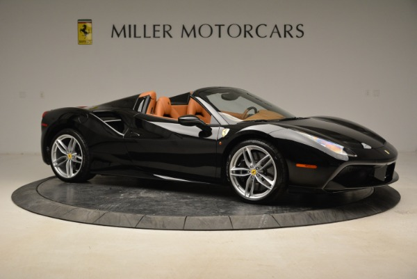 Used 2017 Ferrari 488 Spider for sale Sold at Bugatti of Greenwich in Greenwich CT 06830 10