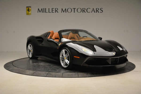 Used 2017 Ferrari 488 Spider for sale Sold at Bugatti of Greenwich in Greenwich CT 06830 11