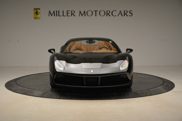 Used 2017 Ferrari 488 Spider for sale Sold at Bugatti of Greenwich in Greenwich CT 06830 12