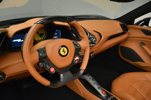 Used 2017 Ferrari 488 Spider for sale Sold at Bugatti of Greenwich in Greenwich CT 06830 14