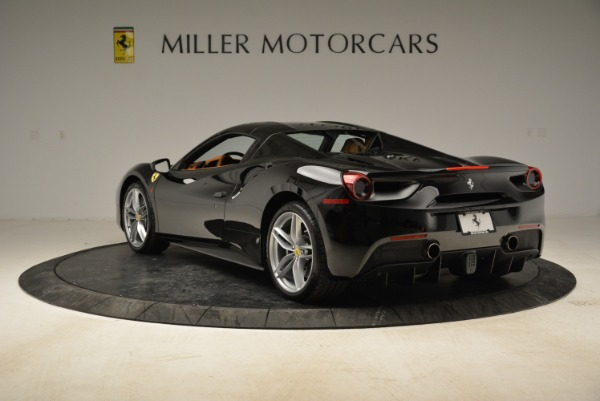 Used 2017 Ferrari 488 Spider for sale Sold at Bugatti of Greenwich in Greenwich CT 06830 28
