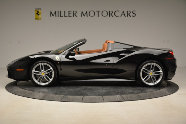 Used 2017 Ferrari 488 Spider for sale Sold at Bugatti of Greenwich in Greenwich CT 06830 3