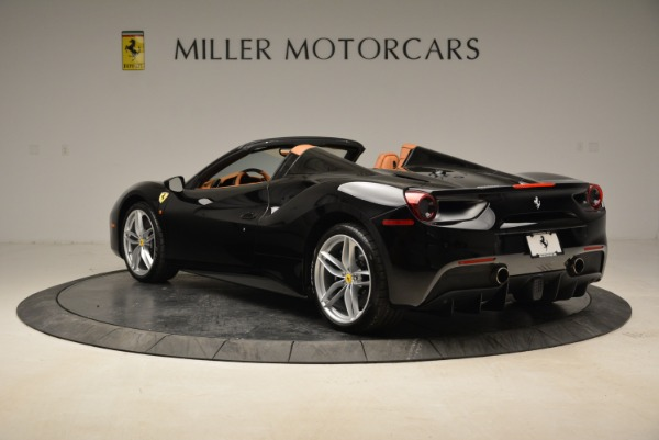 Used 2017 Ferrari 488 Spider for sale Sold at Bugatti of Greenwich in Greenwich CT 06830 5