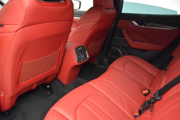 New 2018 Maserati Levante S Q4 GranSport for sale Sold at Bugatti of Greenwich in Greenwich CT 06830 22