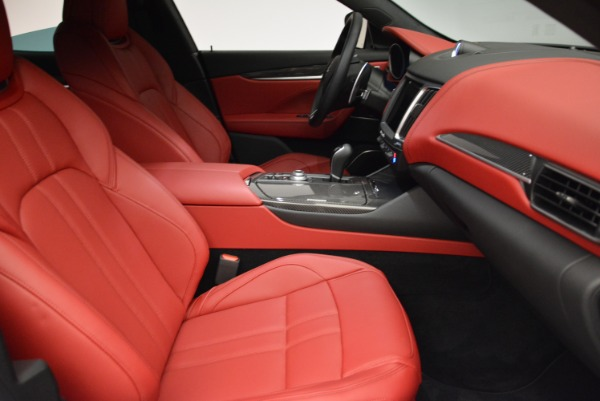 New 2018 Maserati Levante S Q4 GranSport for sale Sold at Bugatti of Greenwich in Greenwich CT 06830 26