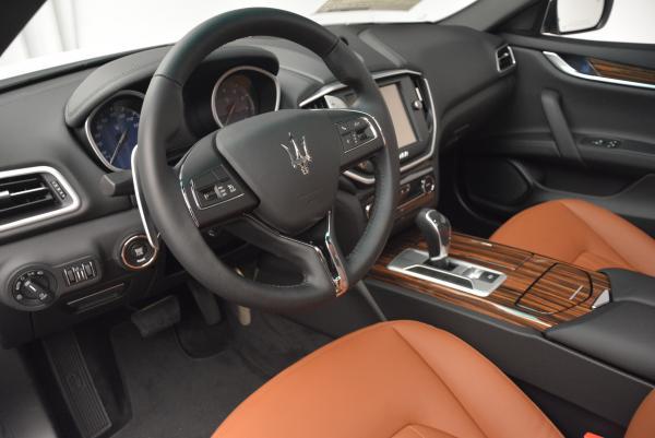Used 2016 Maserati Ghibli S Q4 for sale Sold at Bugatti of Greenwich in Greenwich CT 06830 14