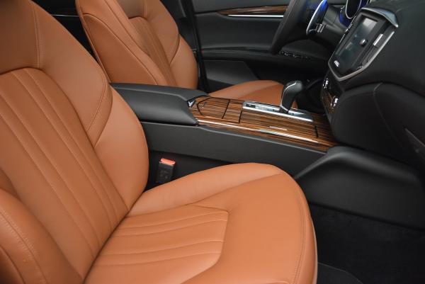 Used 2016 Maserati Ghibli S Q4 for sale Sold at Bugatti of Greenwich in Greenwich CT 06830 21
