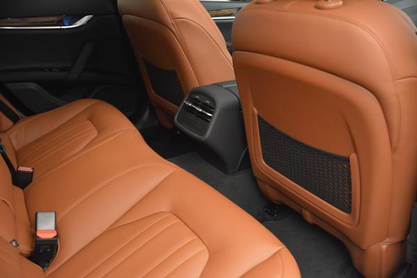 Used 2016 Maserati Ghibli S Q4 for sale Sold at Bugatti of Greenwich in Greenwich CT 06830 23