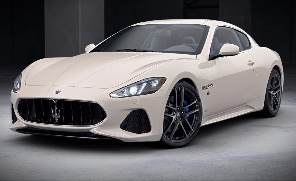New 2018 Maserati GranTurismo Sport Coupe for sale Sold at Bugatti of Greenwich in Greenwich CT 06830 1