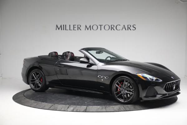 New 2018 Maserati GranTurismo Sport Convertible for sale Sold at Bugatti of Greenwich in Greenwich CT 06830 10