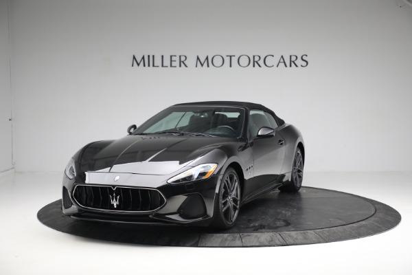 New 2018 Maserati GranTurismo Sport Convertible for sale Sold at Bugatti of Greenwich in Greenwich CT 06830 13
