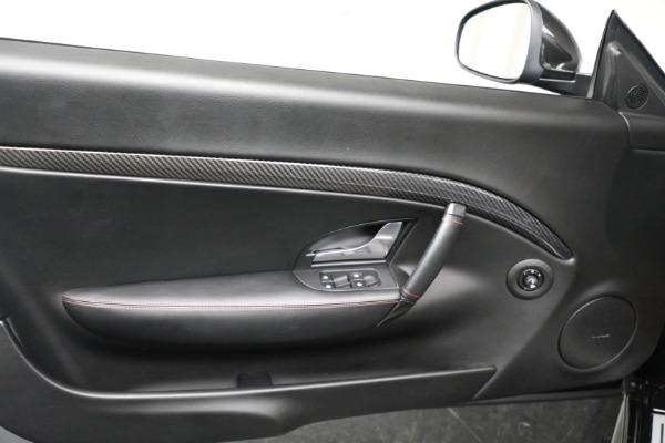New 2018 Maserati GranTurismo Sport Convertible for sale Sold at Bugatti of Greenwich in Greenwich CT 06830 27