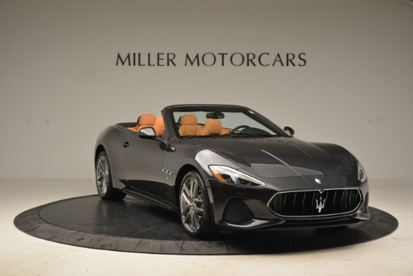 Used 2018 Maserati GranTurismo Sport Convertible for sale Sold at Bugatti of Greenwich in Greenwich CT 06830 10